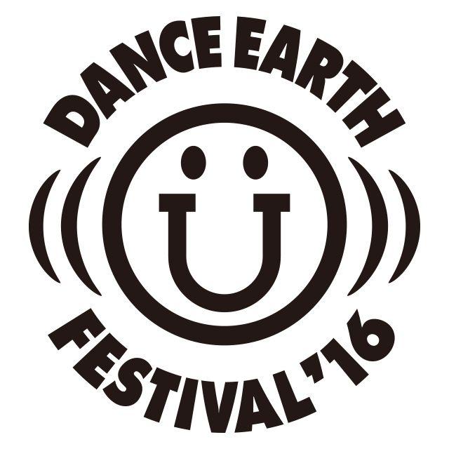 dance earth festival 2016 logo
