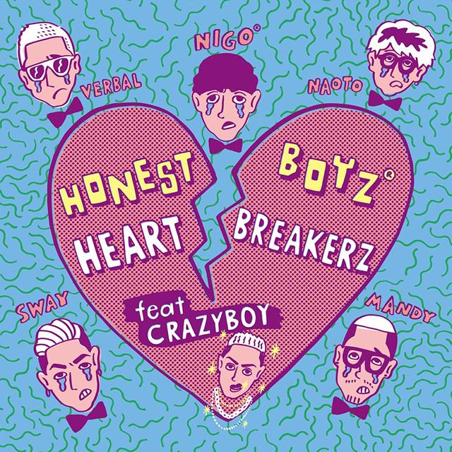 HeartBreakerZ feat. CRAZYBOY