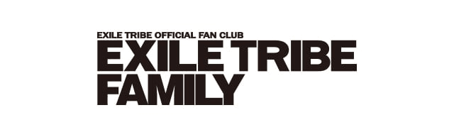 EXILE TRIBE FAMILYバナー