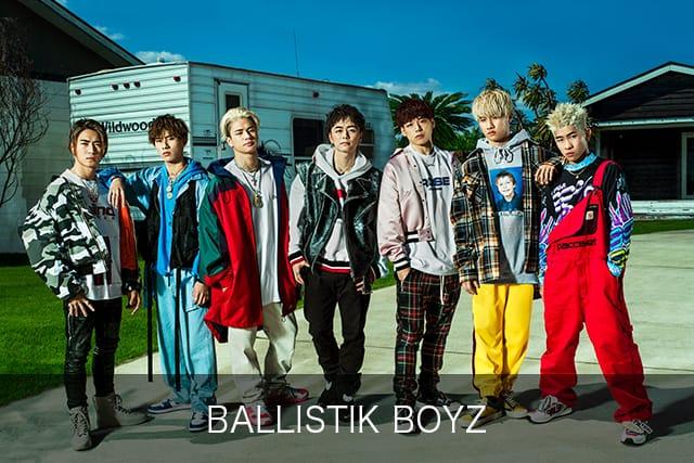 BALLISTIK BOYS
