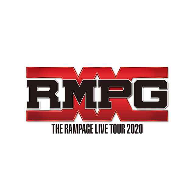 """THE RAMPAGELIVE TOUR 2020""""RMPG"""""""