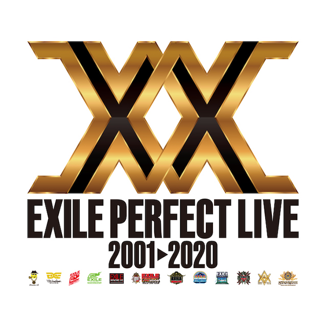 EXILE PERFECT LIVE 20012020