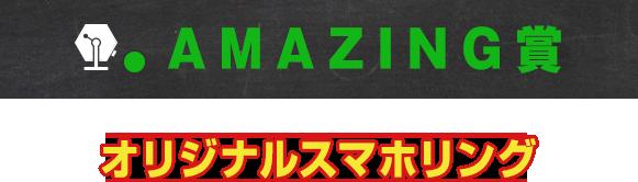AMAZING賞
