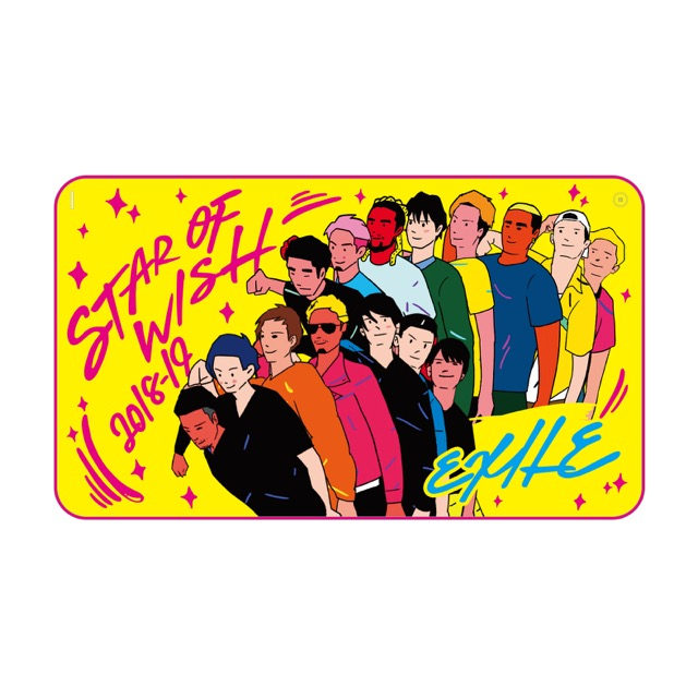 Exile Live Tour 2018 2019 Star Of Wish Tour Goods