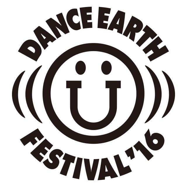 dance earth festival 2016 logo