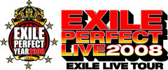 EXILE LIVE TOUR EXILE PERFECT LIVE 2008